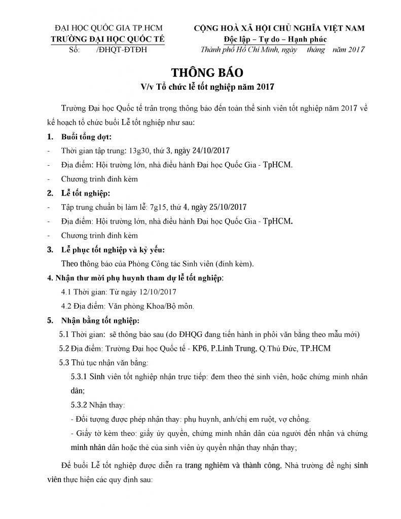 BG_Thong bao le Tot nghiep_2017 1